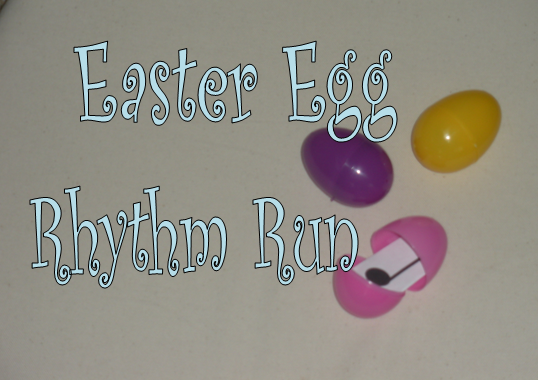 Easter Egg Rhythm Run