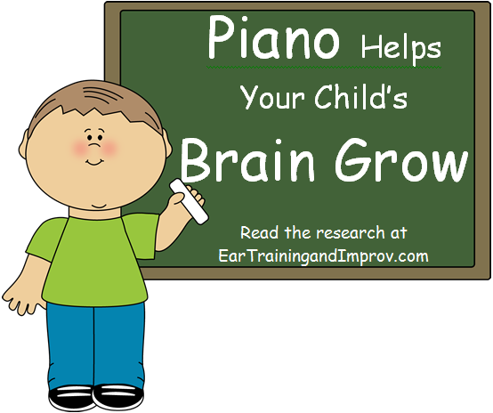 Piano Boosts Brain Power