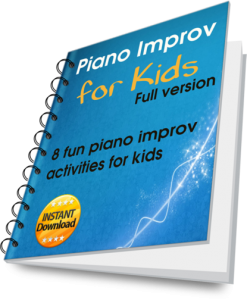Piano Improv for Kids ebook