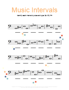 Image Result For Music Theory Interval Practice