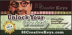 88 Creative Keys Camp