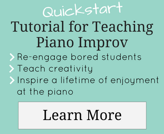 Quickstart Tutorial for Teaching Piano Improv