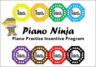 Piano Ninja Title Image