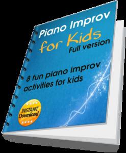 Piano Improv for Kids