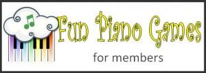 Fun piano games for members