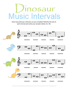 Music Theory Worksheets - 50+ Free Printables