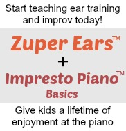 Ear Training and Improv Starter Kit