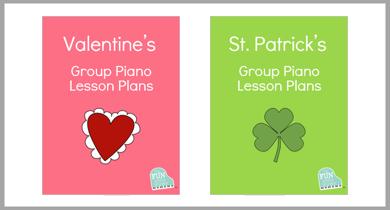 group-beginner-piano-lesson-plans-image-Valentines-St-Patricks2